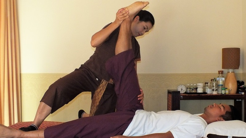 magdeburg Thai massage in