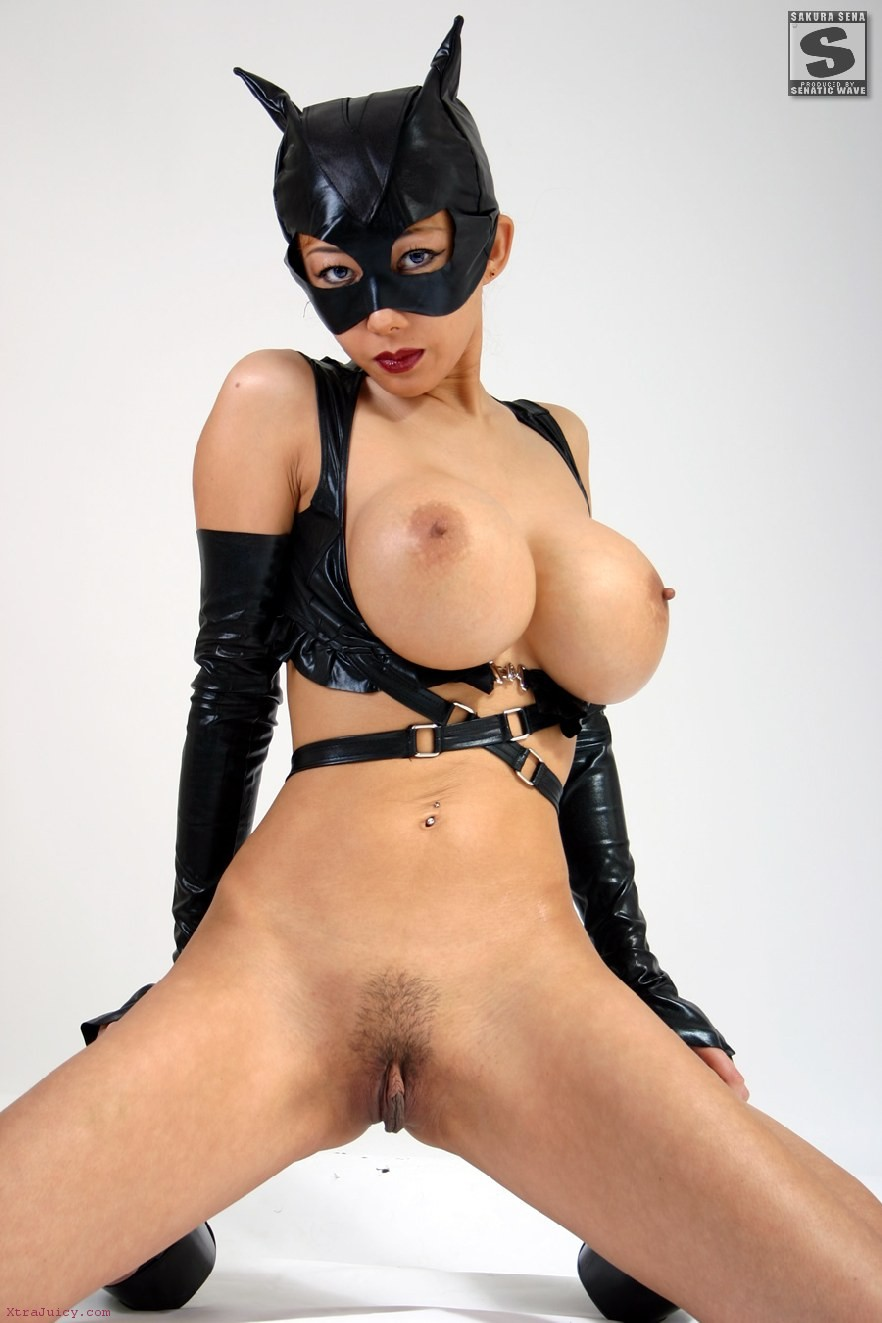 cosplay porn Catwoman