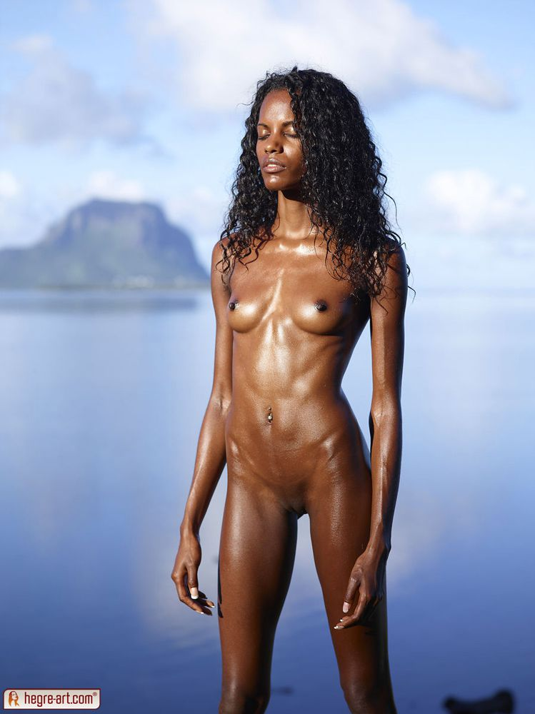 erotic Black girl